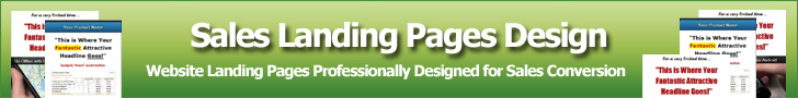 Quality Custom Landing Pages Design, Web Design Services & Website Packages at Affordable Prices!