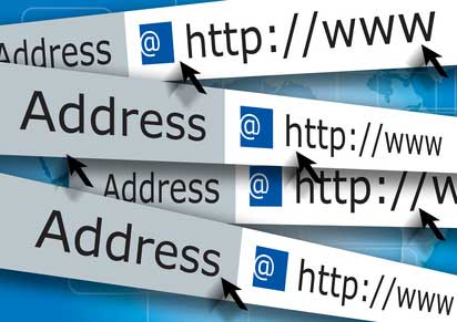 Top Level Domains (TLD's) List