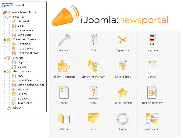 Product Review – iJoomla News Portal Extension