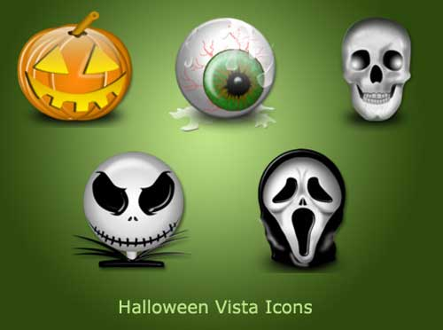 Great Halloween Icons - Halloween Vista Icons