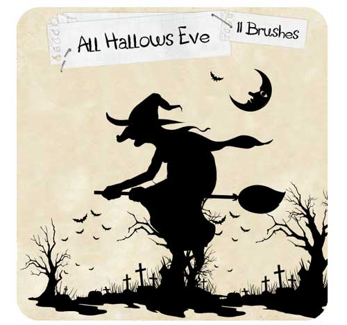 All Hallow's Eve - Halloween Images, Vectors & Elements