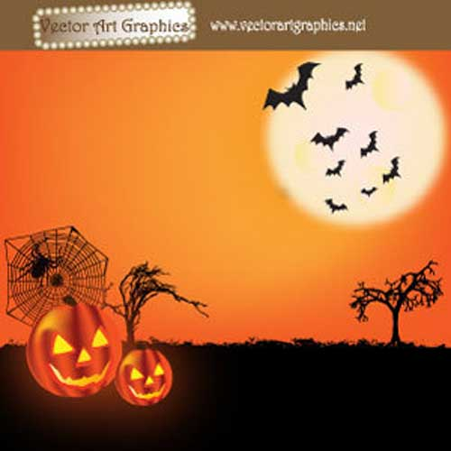 Halloween Vector Graphic