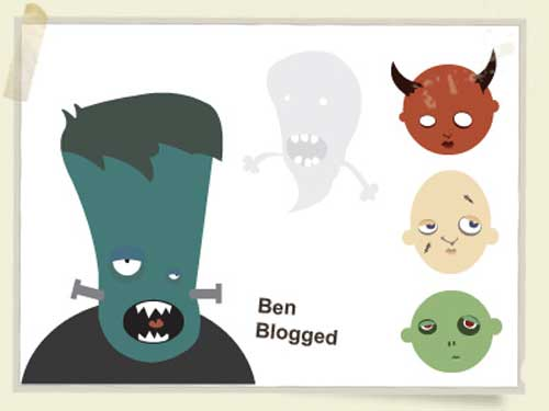 Halloween Heads - Halloween Images, Vectors & Elements