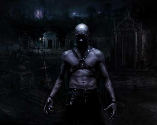 Gothic Vampire Backgrounds Halloween Vampire Wallpaper