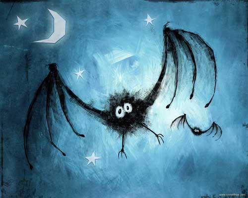 Halloween Bat Wallpaper