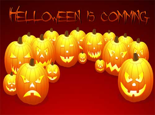Helloween Is Coming