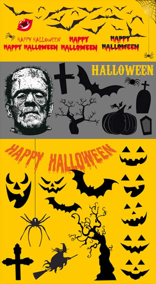 Halloween Mix - Best Halloween Images, Vectors & Elements