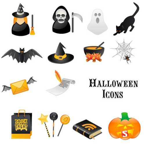 Great Halloween Icons - Smashing Pumpkins Halloween Icons