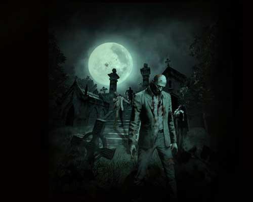 Halloween Zombie Wallpaper