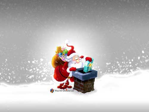 Best Christmas Images, Icons & Wallpapers - MErry ChristMas Wallpaper - by Vikas