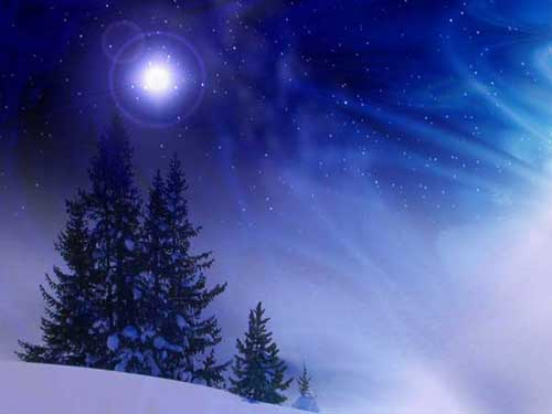 Best Christmas Images, Icons & Wallpapers - A New Star In The East Christmas Wallpaper