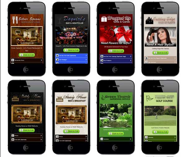 VIP Mobile Websites