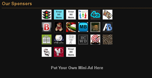 Mini Ads Widget