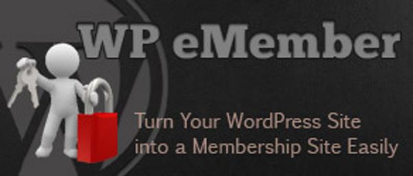 WordPress eMember Plugin
