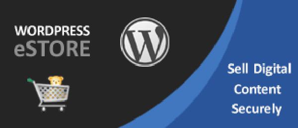 WordPress eStore Plugin