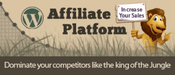 WordPress Affiliate Platform Plugin