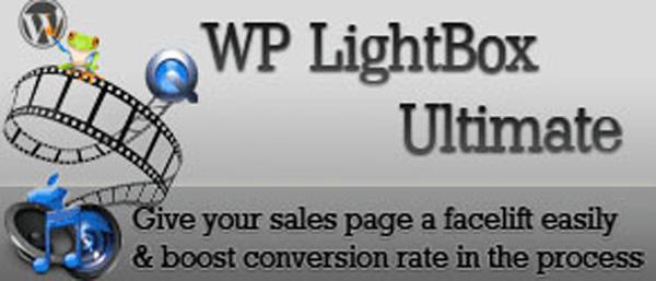WordPress Lightbox Ultimate Plugin