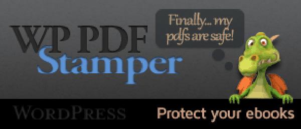 WordPress PDF Stamper Plugin